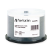 Verbatim CD-R 80MIN 700MB 52X DataLifePlus White Inkjet, Hub Printable 50pk Spindle CD-R 700MB 50pcs