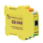 Brainboxes ED-549 gateway/controller 10,100 Mbit/s