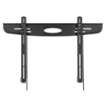 Atdec Telehook Black flat panel wall mount