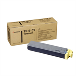 KYOCERA 1T02F3AEU0 (TK-510 Y) Toner yellow, 8K pages @ 5percent coverage