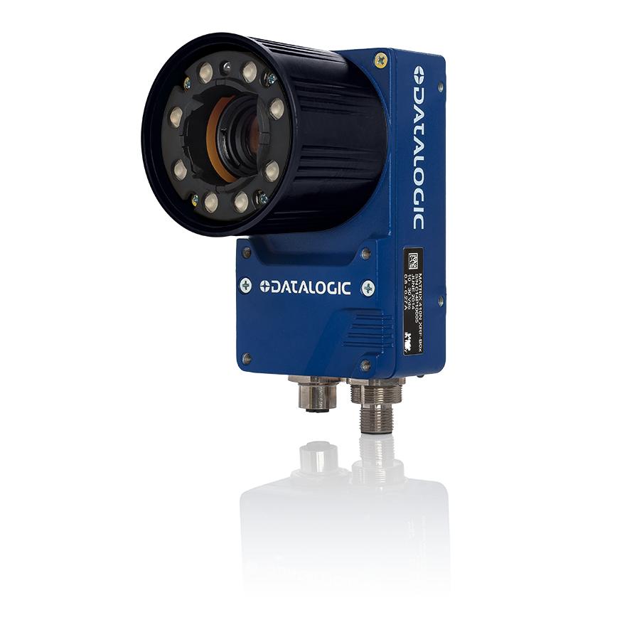 Datalogic MATRIX 410N Módulo de escáner para lectores de códigos de barras 1D/2D CMOS Negro, Azul