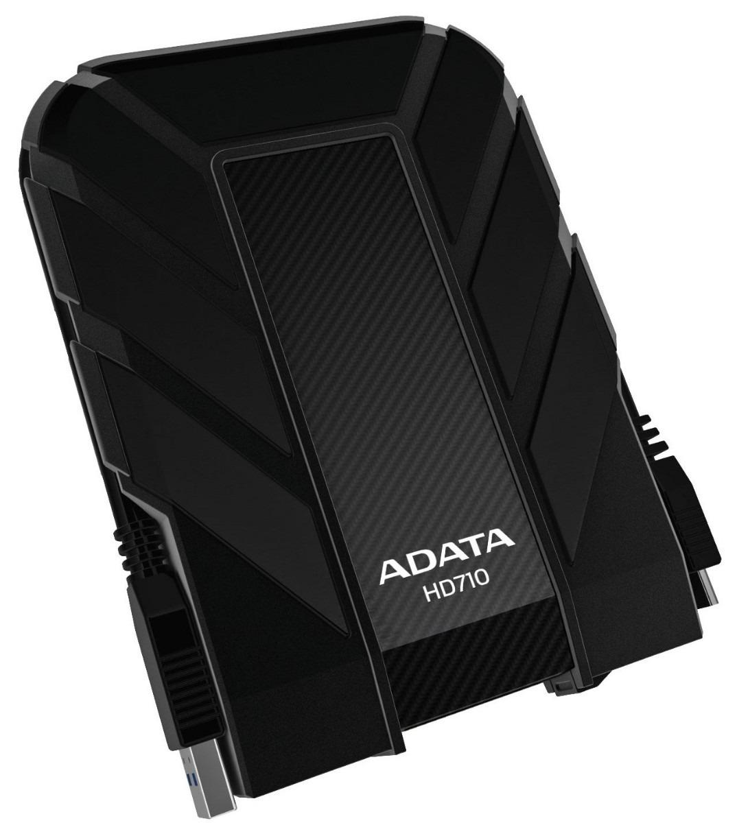 ADATA HD710 2TB 3.0 (3.1 Gen 1) 2000GB Black
