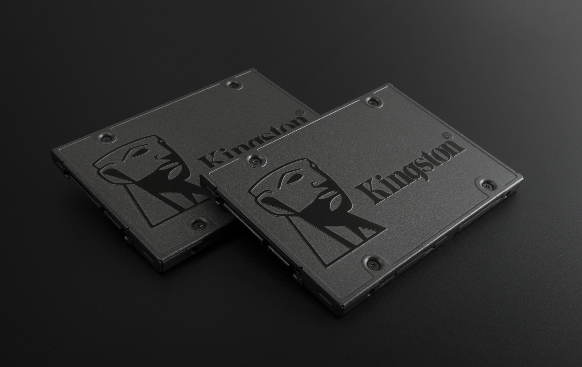"Kingston Technology A400 480 GB Serial ATA III 2.5"""