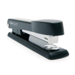 Rapesco MARLIN F STRIP METAL STAPLER BLK