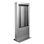 Peerless KIPC2543-S Multimedia stand Silver