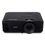 Acer Essential X118H data projector 3600 ANSI lumens DLP SVGA (800x600) 3D Ceiling-mounted projector Black