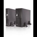 Vertiv Liebert GXT4 Double-conversion (Online) 1000VA 6AC outlet(s) Rackmount/Tower Black uninterruptible power supply (UPS)