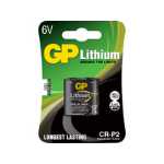 GP Batteries GP LITHIUM BATTERY CR P2