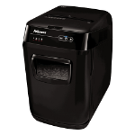 Fellowes AutoMax 130C paper shredder Cross shredding 23 cm Black,Grey