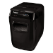 Fellowes AutoMax 130C Cross shredding 230mm Black, Grey paper shredder