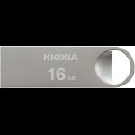 Kioxia TransMemory U401 USB flash drive 16 GB USB Type-A 2.0 Silver
