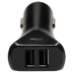 PNY P-P-DC-2UF-K01-RB mobile device charger Auto Black