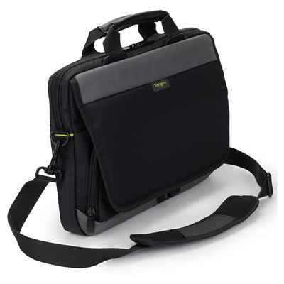 "Targus CityGear notebook case 35.6 cm (14"") Messenger case Black"