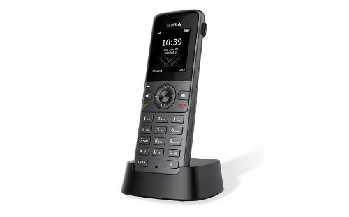 Yealink W73H IP phone Black 2 lines TFT Wi-Fi