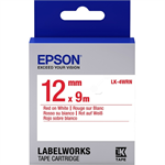 Epson C53S654011 (LK-4WRN) Ribbon, 12mm x 9m