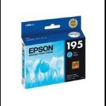 Epson T195220 Cian cartucho de tinta