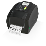 CUSTOM D4 302-K Direct thermal / Thermal transfer POS printer 203 x 203 DPI Wired