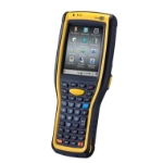 "CipherLab 9700 3.5"" 640 x 480pixels Touchscreen 447g Black, Yellow handheld mobile computer"