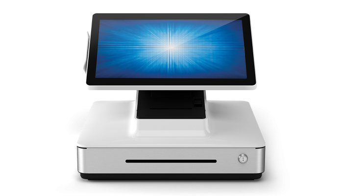 """Elo Touch Solution PayPoint Plus 39,6 cm (15.6"""") 1920 x 1080 Pixels Touchscreen i5-8500T Alles-in-een Wit"""