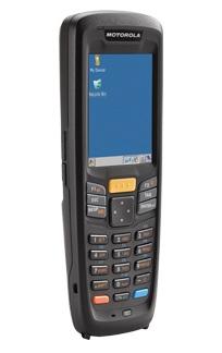 Mc2180 1d Limear Imager 27key Bluetooth/Wi-Fi 128MB Rom/ 256MB Ram Qvga Wince 6.0 Core 2400mah