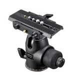 Manfrotto 468MGRC3 Hydrostatic Ball Head tripod Black