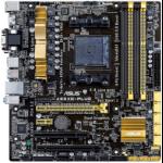 ASUS A88XM-PLUS AMD A88X FM2+/FM2 Micro ATX 4 DDR3 CrossFire RAID USB3 HDMI
