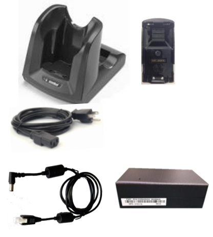 Zebra CRD-MC32-100US-01 mobile device charger Indoor Black