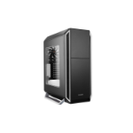 be quiet! Silent Base 800 Tower Black,Silver computer case
