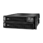 APC Smart-UPS On-Line Double-conversion (Online) 2200VA 10AC outlet(s) Rackmount/Tower Black uninterruptible power supply (UPS)