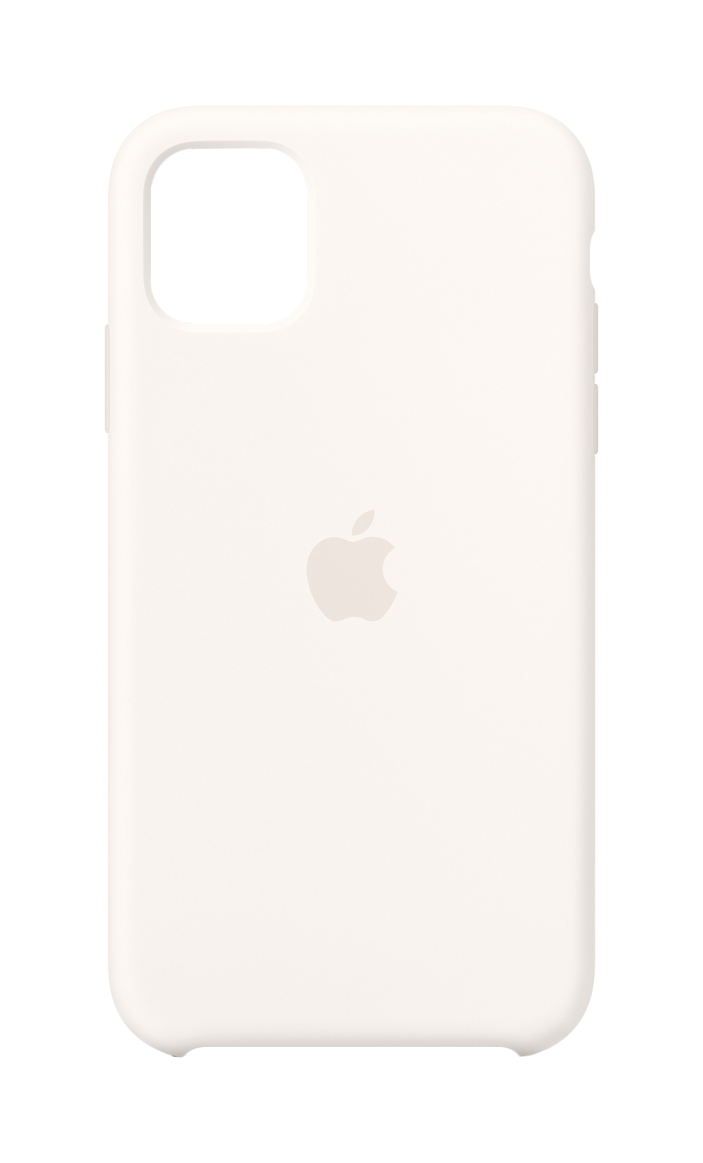 "Apple MWVX2ZM/A mobile phone case 15.5 cm (6.1"") Cover White"