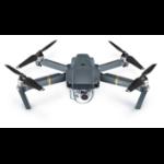 DJI Mavic Pro 4propellers Quadcopter 12.35MP 4096 x 2160Pixels 3830mAh Grijs, Zilver camera-drone
