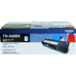 Brother TN-340BK toner cartridge Original Black 1 pc(s)