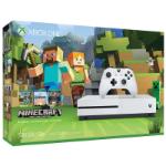 Microsoft Xbox One S + Minecraft Favorites