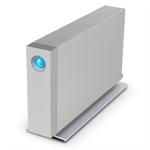 LaCie d2 8000GB Silver external hard drive
