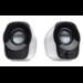 Logitech 980-000514 loudspeaker 2-way 0.6 W Black,White Wired