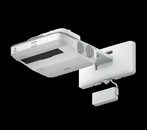 Epson EB-696Ui data projector 3800 ANSI lumens 3LCD WUXGA (1920x1200) Wall-mounted projector Grey,Wh