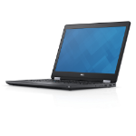 "DELL Latitude E5570 2.3GHz i3-6100U 15.6"" 1366 x 768pixels Black"