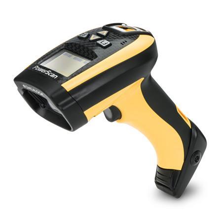 Datalogic PowerScan PM9500-DPM 1D/2D Laser Zwart, Geel Handheld bar code reader