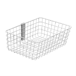 Ergotron 98-135-216 multimedia cart accessory Basket White