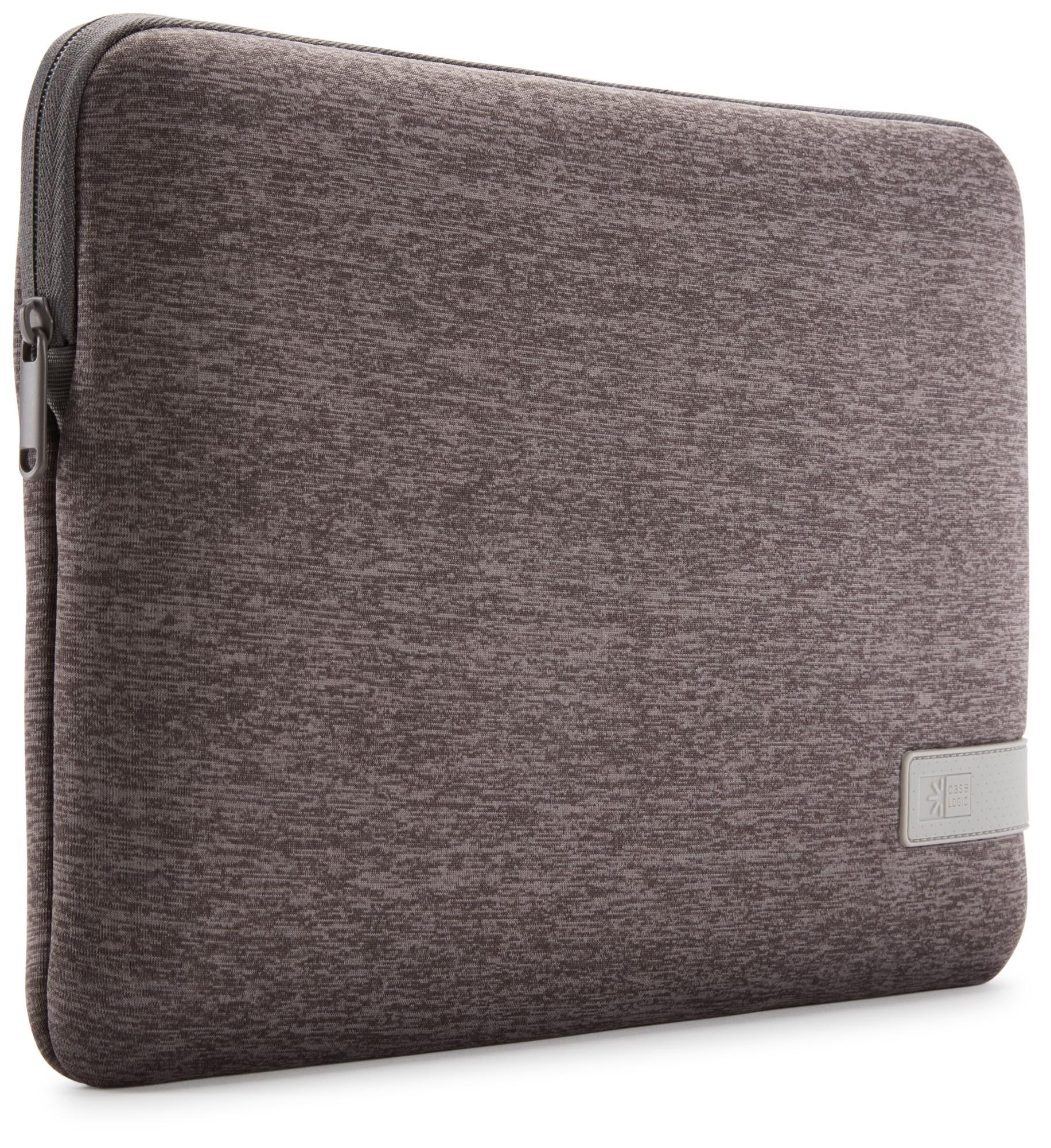 """Case Logic Reflect notebooktas 35,6 cm (14"""") Opbergmap/sleeve Grafiet"""