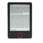 Denver EBO-630L 4GB Black e-book reader