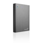 Seagate Wireless Plus STCK1000300 Wi-Fi 1000GB Grey external hard drive