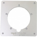 Aqua Computer 34905 Aluminium,Silver hardware cooling accessory