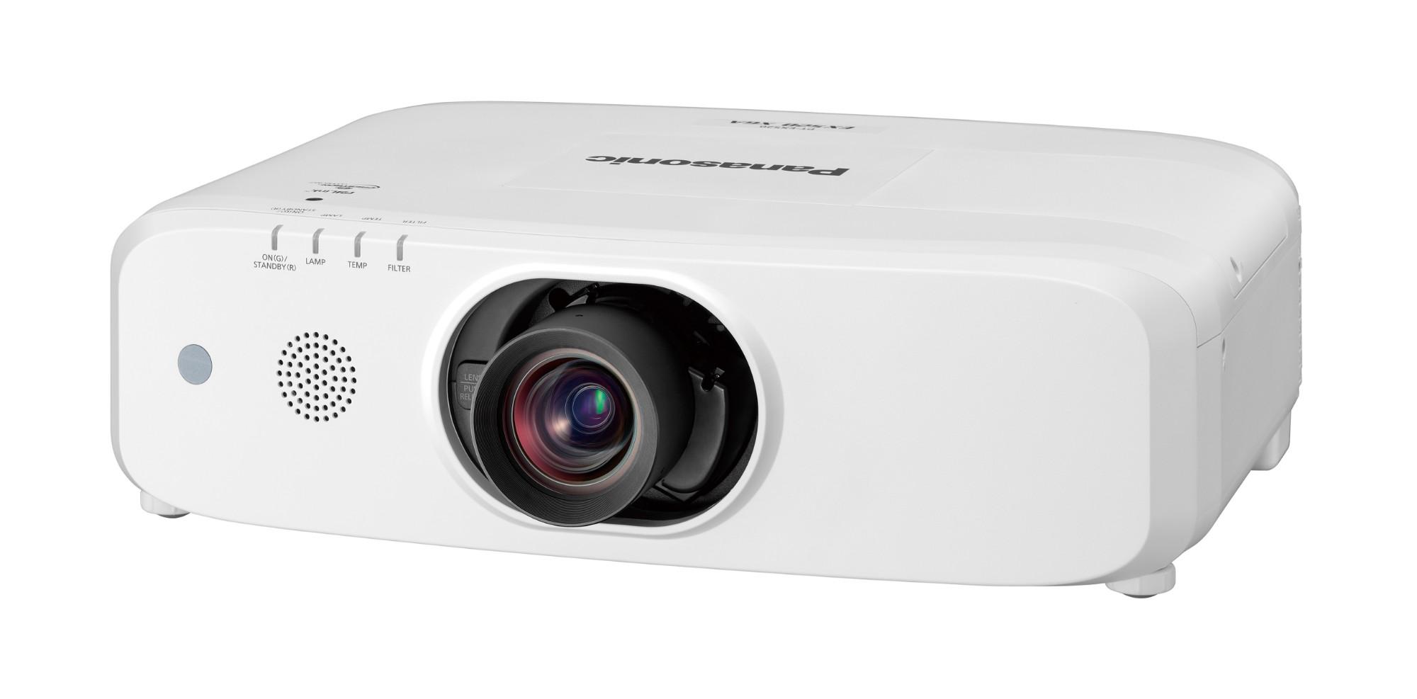 Panasonic PT-EX520LEJ data projector 5300 ANSI lumens 3LCD XGA (1024x768) Desktop projector White
