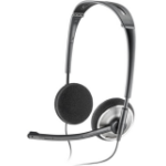 Plantronics .Audio 478 USB Binaural Head-band Silver headset