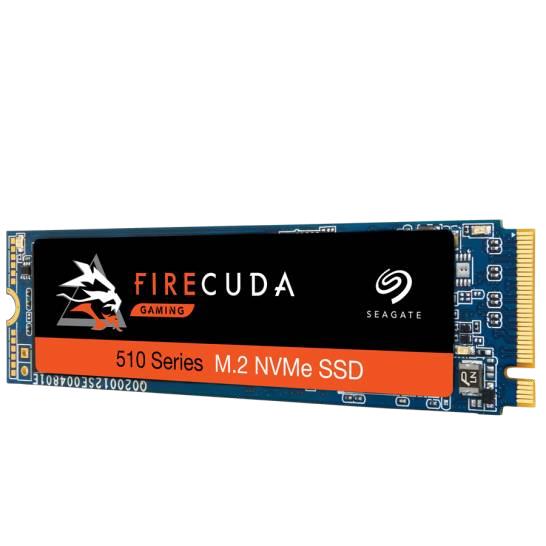 SEAGATE FIRECUDA 510 M.2 2000 GB PCI EXPRESS 3.0 3D TLC NVME