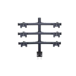 Premier Mounts MM-BC426 monitor mount / stand Clamp Black