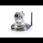 LevelOne PT Network Camera, 2-Megapixel, 150Mbps 802.11b/g/n, Day & Night, IR LEDs