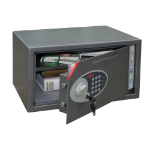 Phoenix Safe Co. Vela SS0803ED Graphite 34 L Steel