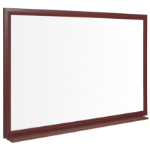 Bi-Office CE06202318 whiteboard 900 x 600 mm Ceramic Magnetic